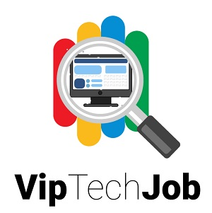 VIP Tech Job logo